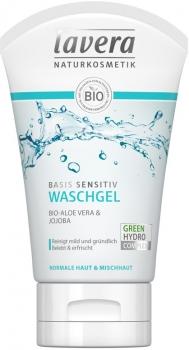 Lavera Basis sensitiv Waschgel 125ml
