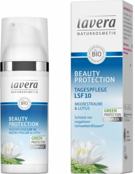 Lavera Beauty Protection Tagespflege LSF10 50ml