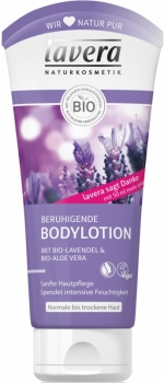 Lavera Bodylotion Lavendel Aloe Vera 200ml