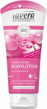 Lavera Bodylotion Wildrose 200ml