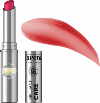 Lavera Brilliant Care Lipstick 7 Q10 1,7g