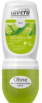 Lavera Deo Roll on Eisenkraut Limone 50ml