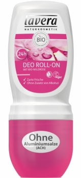Lavera Deo Roll on Wildrose 50ml