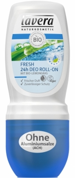 Lavera Deo roll on Fresh 50ml