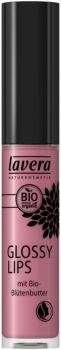 Lavera Glossy Lips - Lipgloss No 11 soft mauve 6,5ml