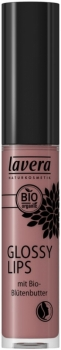 Lavera Glossy Lips - Lipgloss No 12 hazel nude 6,5ml