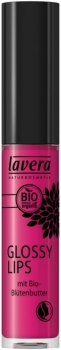 Lavera Glossy Lips - Lipgloss No 14 pink 6,5ml