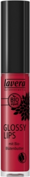 Lavera Glossy Lips - Lipgloss No 3 magic red 6,5ml