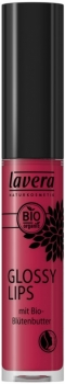 Lavera Glossy Lips - Lipgloss No 6 berry passion 6,5ml