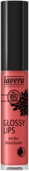 Lavera Glossy Lips - Lipgloss No 9 delicous peach 6,5ml