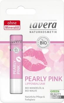 Lavera Lippenbalsam Pearly Pink 4,5g