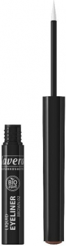 Lavera Liquid Eyeliner No 2 braun 2,8ml