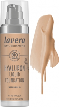 Lavera Liquid Foundation 03 30ml