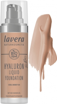 Lavera Liquid Foundation 04 30ml