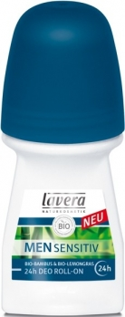 Lavera Men Sensitiv 24h Deo roll on - 50ml