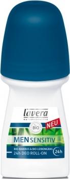 Lavera Men Sensitiv 24h Deo roll on - 50ml