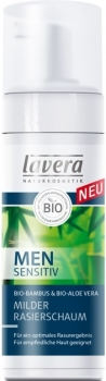 Lavera Men Sensitiv milder Rasierschaum 150ml