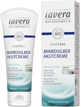 Lavera Neutral Akutcreme 75ml