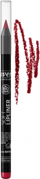 Lavera Soft Lipliner No 3 red 1,14g