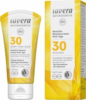 Lavera Sonnencreme Gesicht LSF 30 | 50ml