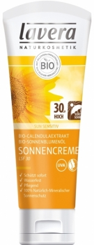 Lavera Sun sensitiv Sonnencreme LSF 30 - 75ml
