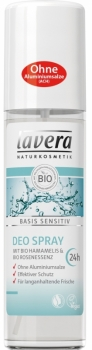 Lavera Basis sensitiv Deo Spray 75ml