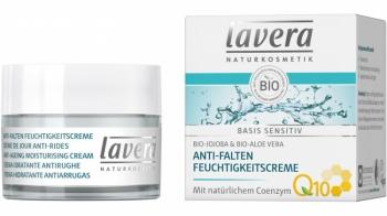 Lavera Basis sensitiv Feuchtigkeitscreme Q10 50ml