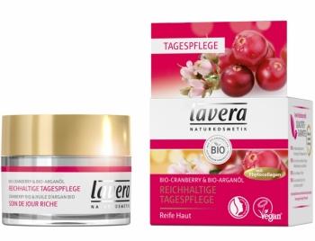 Lavera reichhaltige Tagespflege Bio Cranberry 50ml