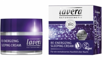 Lavera Re-Energizing Schlafcreme 50ml