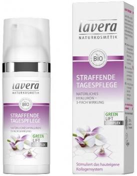 Lavera straffende Tagespflege - Anti Falten Pflege 50ml