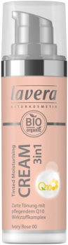 Lavera Tinted Moisturising Cream Q10 3in1 00 30ml