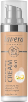 Lavera Tinted Moisturising Cream Q10 3in1 03 30ml