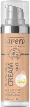 Lavera Tinted Moisturising Cream Q10 3in1 03 30ml