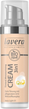 Lavera Tinted Moisturising Cream Q10 3in1 01 30ml