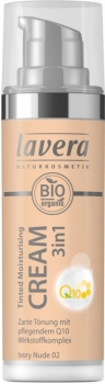 Lavera Tinted Moisturising Cream Q10 3in1 02 30ml