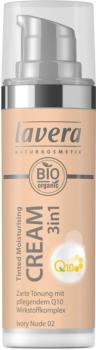 Lavera Tinted Moisturising Cream Q10 3in1 02 30ml