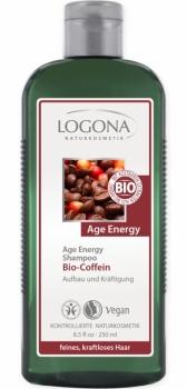 Logona Age Energy Koffein Shampoo 250ml