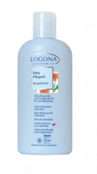 Logona Baby Pflegeöl Ringelblume 200ml