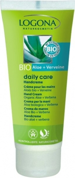 Logona Daily Care Handcreme Aloe Sheabutter 100ml