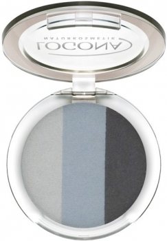 Logona Eyeshadow Trio 1 smokey