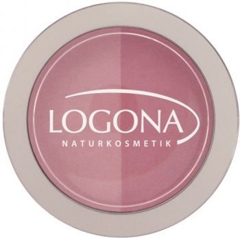 Logona Blush Rouge Duo 1 rose + pink