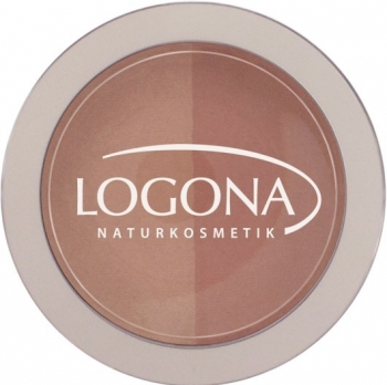 Logona Blush Rouge Duo 2 peach + apricot