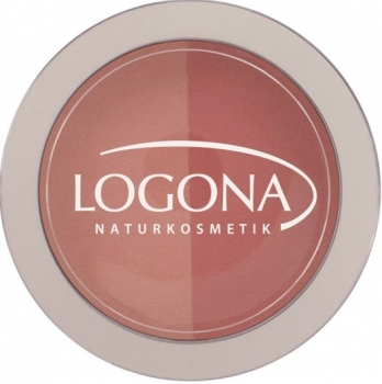 Logona Blush Rouge Duo 3 beige + terracotta