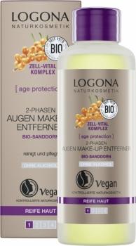 Logona Age Protection Augen Make up Entferner 100ml