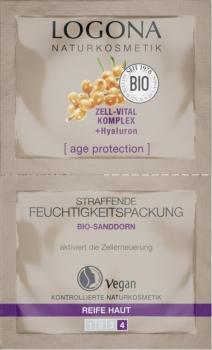 Logona Age Protection Feuchtigkeitspackung 15ml