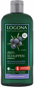 Logona Anti Schuppen Shampoo Wacholderöl 250ml