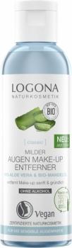Logona Augen Make up Entferner Aloe 125ml