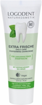 Logona Daily Care Zahncreme Pfefferminze 75ml