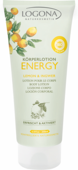 Logona Energy Körperlotion 200ml