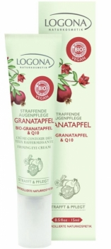 Logona Augencreme Granatapfel + Q10 15ml